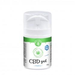 Zelená Země CBD chladivý gel 50 g
