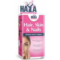 Haya labs Hair Skin and Nails 60 kapslí