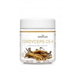 VITO LIFE - Cordyceps CS-4, 100 tobolek