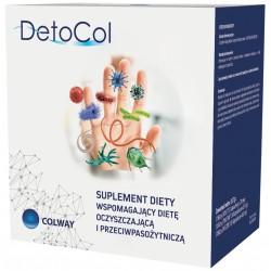 Colway Detocol - očista organizmu od parazitů, plísní a bakterií