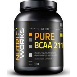 NutriWorks BCAA 2:1:1 1000 g