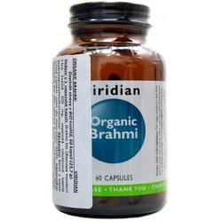 Viridian Organic Brahmi 60 kapslí