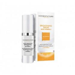 DermoFuture antioxidační a rozjasňující sérum s vitamínem c 30 ml