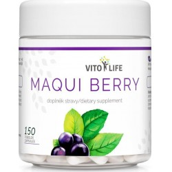 Vito Life Maqui berry 150 tablet