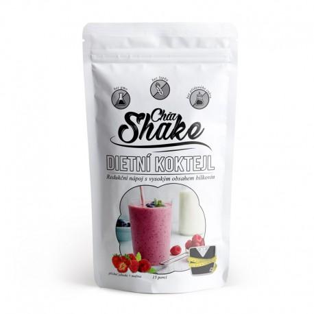 Chia Shake Dietní Koktejl Jahoda Malina 1200 g