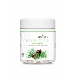 VITO LIFE - Borovice - Pinus 100 tbl