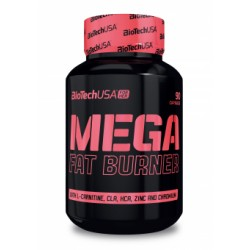 BioTech Mega Fat Burner 90 tablet