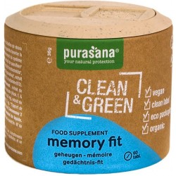 Purasana Memory Fit BIO Paměť 60 tablet