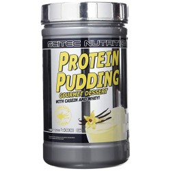 Scitec Nutrition Scitec Protein Pudding 400g Příchuť: panna cotta