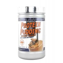 SciTec Nutrition Protein Pudding 400g - Dvojitá čokoláda