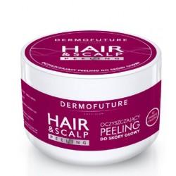DermoFuture Vlasový peeling 300 ml