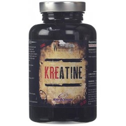 Warrior Kreatine Kre-Alkalyn 120 tablet