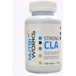 NutriWorks CLA Strong 120 tablet