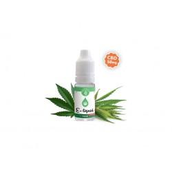 Zelená Země E-liquid s CBD, příchuť Konopí - OG KUSH 10ml