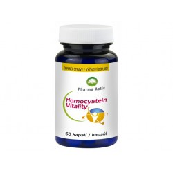 PharmaActiv Homocystein Vitality 60kaps.