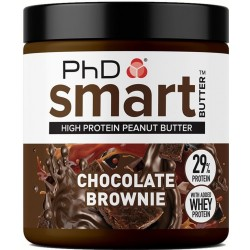 PhD Nutrition Smart Peanut Butter Chocolate Brownie 250 g
