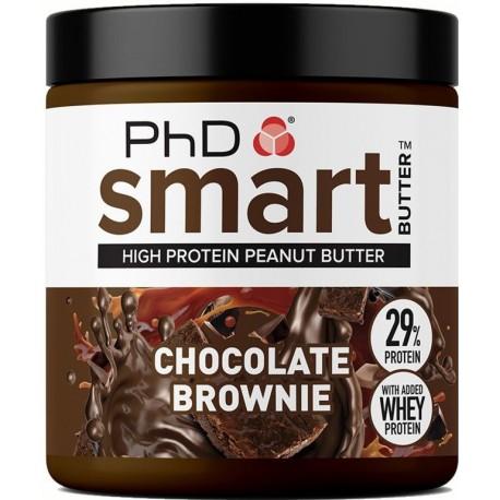 PhD Nutrition Smart Peanut Butter Chocolate Brownie 250 g