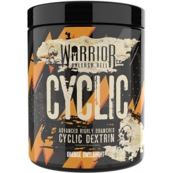 Warrior Cyclic 400g orange onslaught
