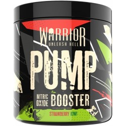 Warrior Pump 225 g - strawberry-kiwi
