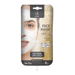 Lambre Maska s přírodním 24 karátovým zlatem