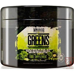 Warrior GREENS 150g orange