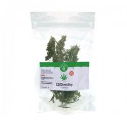 Zelená Země CBD herba 5% k dalšímu zpracování 5g