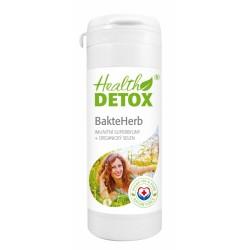 Health Detox BakteHerb 100 kapslí
