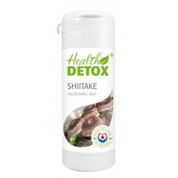 Health detox Shiitake mushroom vegetariánské kapsle 100 ks