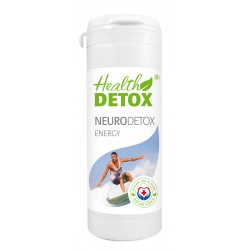 Healt detox NeuroDetox, energy 60cps.
