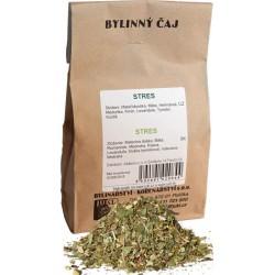 Jukl Stres bylinný čaj 100 g