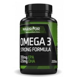 Warrior Omega 3 Strong 330/220 kapsle 200 kapslí