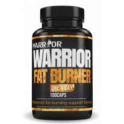 Warrior Fat Burner 100 kapslí