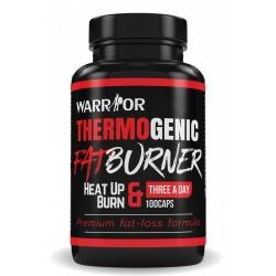 Warrior Thermogenic Fat Burner 100 kapslí