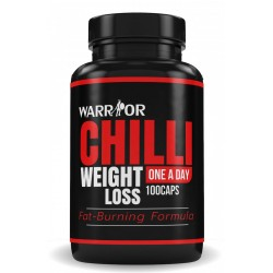Warrior chilli weight loss 100 kapslí