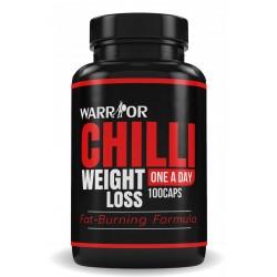 Warrior chilli weight loss 100 kapslí