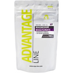MyoTec Advantage line Magnesium Bisglycinate 300 g