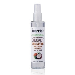 Lambre INECTO Kokosový tělový olej pro suchou pokožku 200 ml