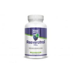 Kiwu Wuki Resveratrol 60 kapslí