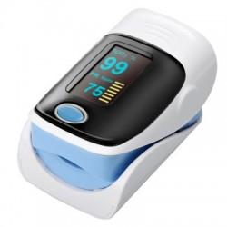 Naturgreen prstový pulzní oxymetr modrý