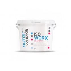 NutriWorks Iso Worx 2000 g jahoda