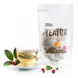 Chia shake TEATOX - Denní čaj na hubnutí 30 ks