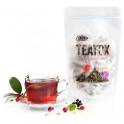 hia shake TEATOX - Večerní čaj na hubnutí 30 ks