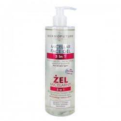 DermoFuture Mycí gel 3 v 1 400 ml