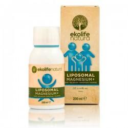 Ekolife Natura Liposomal Magnesium+ 200ml