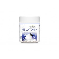 Vito Life Melatonin 100 kapslí