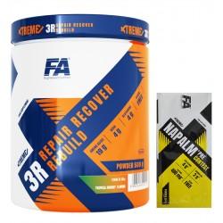 FA XTREME 3R 500 g(+sample napalm) - tropical orange