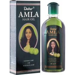 Dabur - Olej na vlasy Amla - Na podporu dlouhých a zdravých vlasů 200 ml