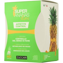 Zuccari Super Ananas Slim Appetite Control - chuť k jídlu 108g