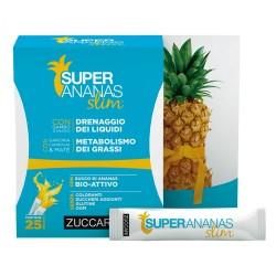 Zuccari SUPER ANANAS SLIM / NA HUBNUTÍ 25 Sáčků X 10 Ml
