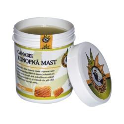 Canabis product Konopná Mast s Včelím Voskem 125 ml